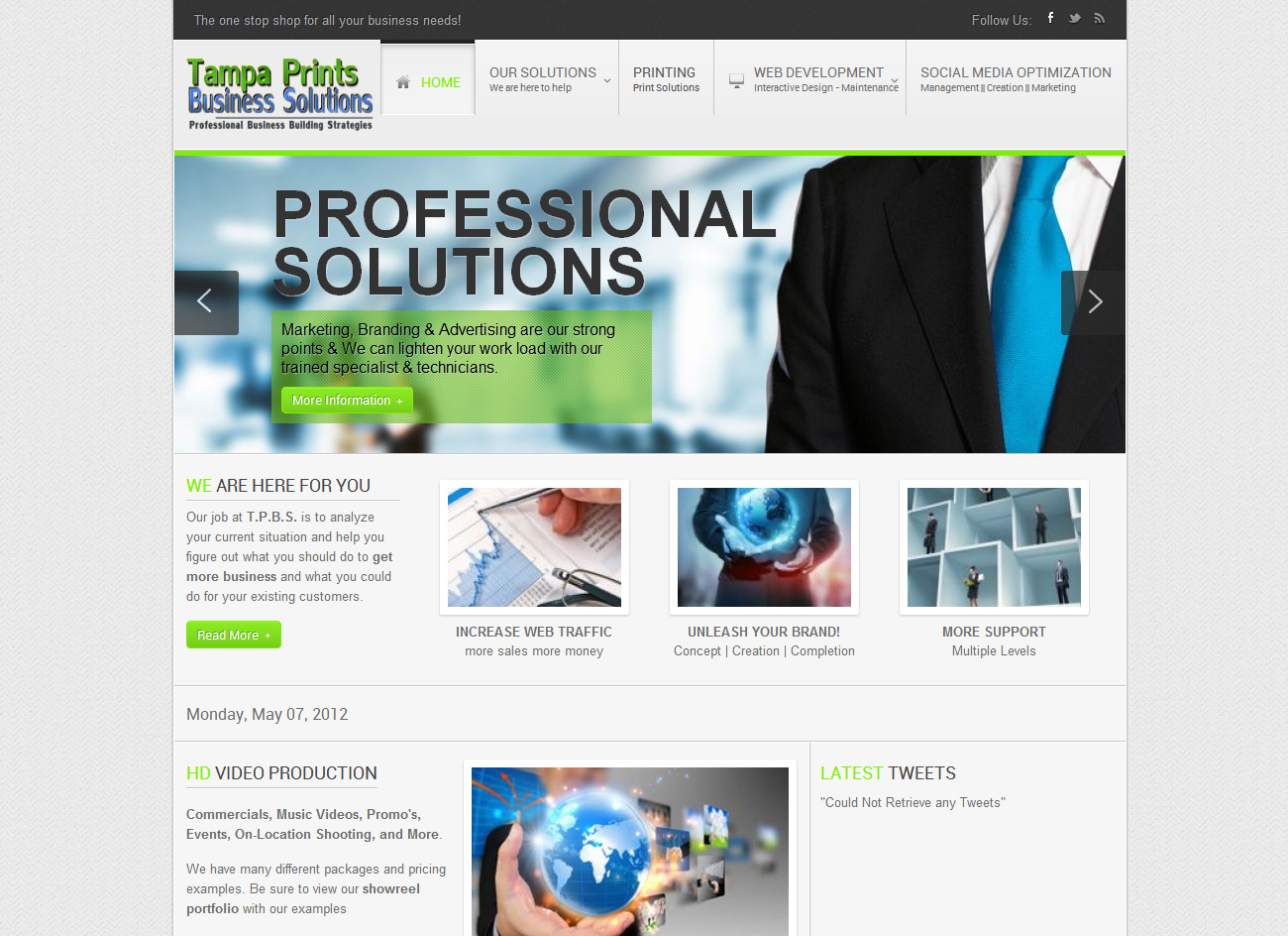Tampa Prints Business Solutions